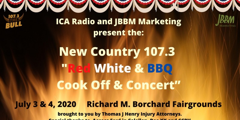 My Country 107.3 BBQ Cook-Off & Concert, Robstown, TX, Corpus Christi