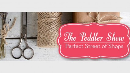 The Peddler Show returns to Richard M. Borchard Regional Fairgrounds November 5th – 7th for a unique holiday shopping experience! You can shop from talented designers, artisans, creators, and craftsmen from all over the country!